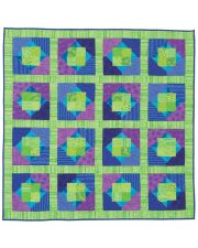 Martingale - Silly Stripes and Doodle Dots Quilt ePattern