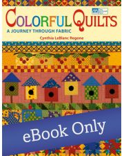 Colorful Quilts - A Journey through Fabric