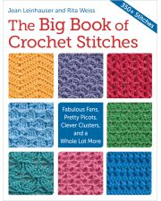 Martingale - The Big Book of Crochet Stitches