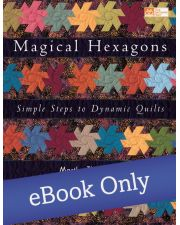 Martingale - Magical Hexagons eBook