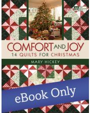 Comfort and Joy - 14 Quilts for Christmas