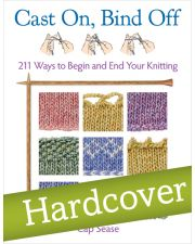 Martingale - Cast On, Bind Off (Print version + eBook bundle)