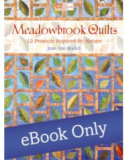 Martingale - Meadowbrook Quilts eBook