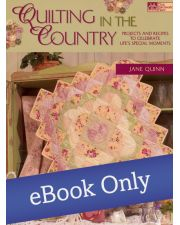 Martingale - Quilting in the Country eBook