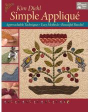 Martingale - Simple Appliqué (Print version + eBook bundle)