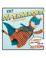 Martingale - Knit Superheroes! (Print version + eBook bundle)