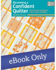 Martingale - Becoming a Confident Quilter eBook
