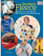 Martingale - Sew Much Fleece (Print version + eBook bundle)