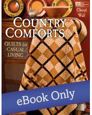 Martingale - Country Comforts eBook