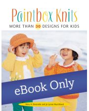 Martingale - Paintbox Knits eBook