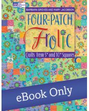 Martingale - Four-Patch Frolic eBook