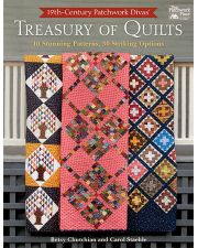 Martingale - 19th-Century Patchwork Divas' Treasury of Quilts (Print version + e