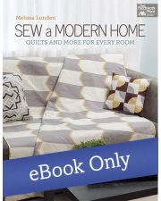 Martingale - Sew a Modern Home eBook