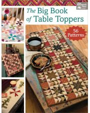 Martingale - The Big Book of Table Toppers (Print version + eBook bundle)