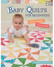 Martingale - Baby Quilts for Beginners (Print version + eBook bundle)