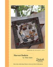 Martingale - Harvest Baskets Quilt Pattern