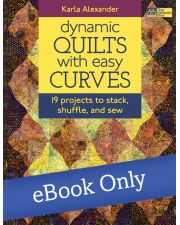 Martingale - Dynamic Quilts with Easy Curves eBook