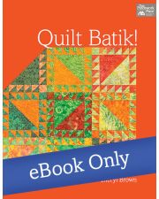 Martingale - Quilt Batik! eBook