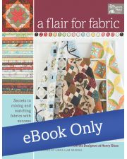 Martingale - A Flair for Fabric eBook