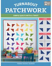 Martingale - Turnabout Patchwork (Print version + eBook bundle)