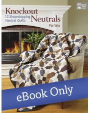 Martingale - Knockout Neutrals eBook