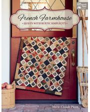 Martingale - French Farmhouse (Print version + eBook bundle)