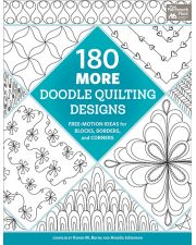 Martingale - 180 More Doodle Quilting Designs