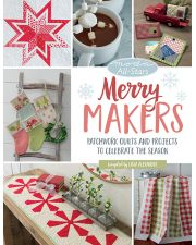Martingale - Moda All-Stars - Merry Makers (Print version + eBook bundle)