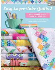 Martingale - Easy Layer-Cake Quilts 2 (Print version + eBook bundle)