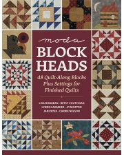 Martingale - Moda Blockheads (Print version + eBook bundle)