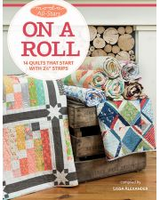 Martingale - Moda All-Stars - On a Roll (Print version + eBook bundle)