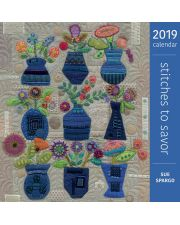 Martingale - Stitches to Savor 2019 Calendar
