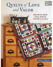 Martingale - Quilts of Love and Valor (Print version + eBook bundle)