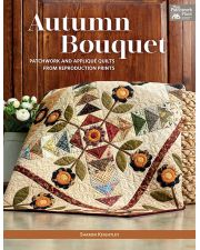 Martingale - Autumn Bouquet (Print version + eBook bundle)