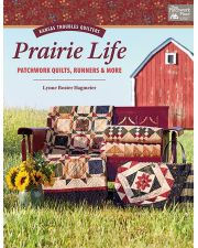 Martingale - Kansas Troubles Quilters Prairie Life