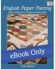 Martingale - English Paper Piecing eBook