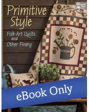 Martingale - Primitive Style eBook