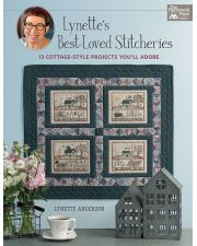 Martingale - Lynette's Best-Loved Stitcheries (Print version + eBook bundle)