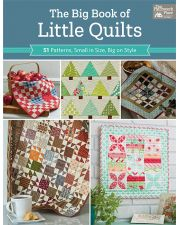 Martingale - The Big Book of Little Quilts (Print version + eBook bundle)