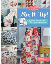 Martingale - Moda All-Stars - Mix It Up! (Print version + eBook bundle)