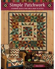Martingale - Simple Patchwork (Print version + eBook bundle)