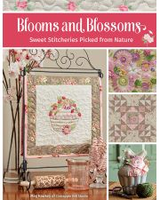 Martingale - Blooms and Blossoms (Print version + eBook bundle)