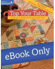 Martingale - Top Your Table eBook