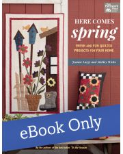 Martingale - Here Comes Spring eBook