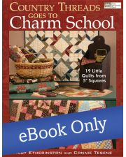 Martingale - Country Threads Goes to Charm School eBook