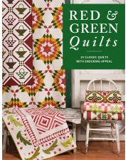 Martingale - Red & Green Quilts