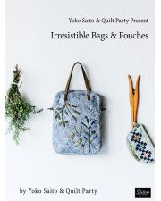 Martingale - Yoko Saito & Quilt Party Present Irresistible Bags & Pouches