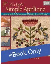 Martingale - Simple Applique eBook