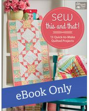 Martingale - Sew This and That! eBook