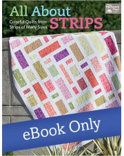 Martingale - All About Strips eBook